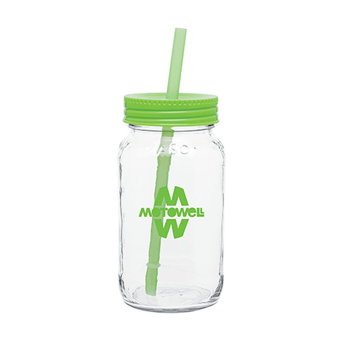 25 oz mason jar with color lid,[wholesale],[Simply+Green Solutions]