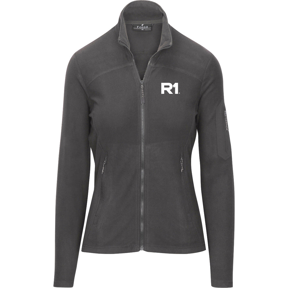 R1 Ladies Cambria Thermo-Fleece Jacket