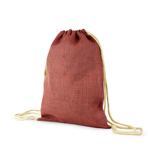 Blank Jute / Burlap Drawstring Back,[wholesale],[Simply+Green Solutions]