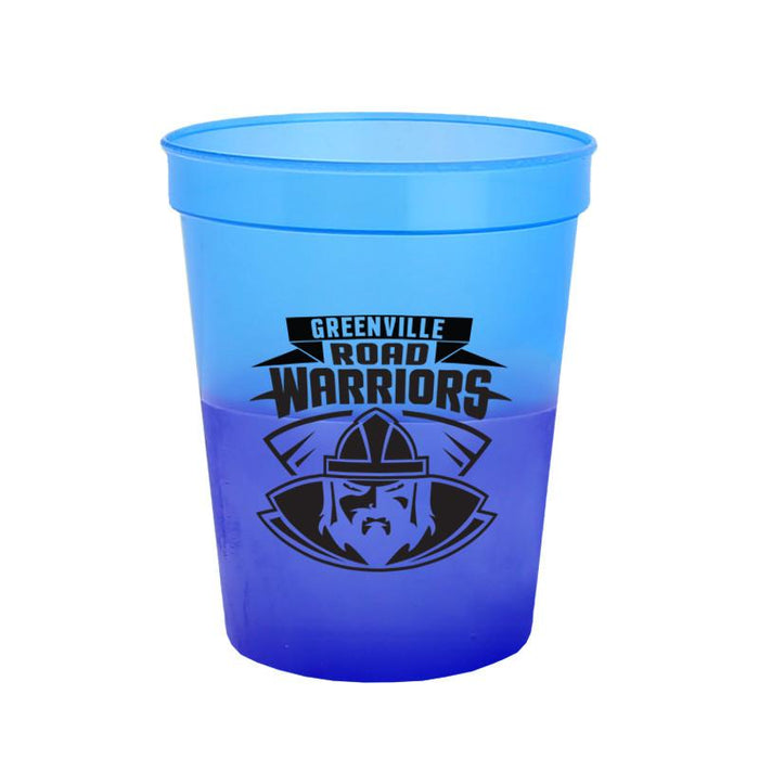 16 oz Cool Color Changing Polypropylene Cup (Pack of 250),[wholesale],[Simply+Green Solutions]