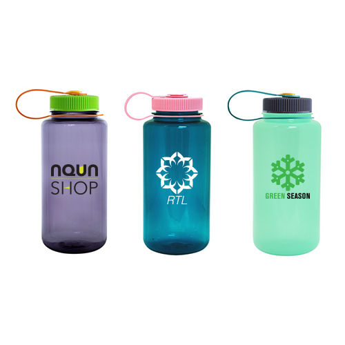 32 oz Nalgene Tritan Wide Mouth Bottle,[wholesale],[Simply+Green Solutions]