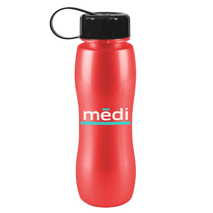 25 oz Metalike Bottle with Slim Grip - M,[wholesale],[Simply+Green Solutions]