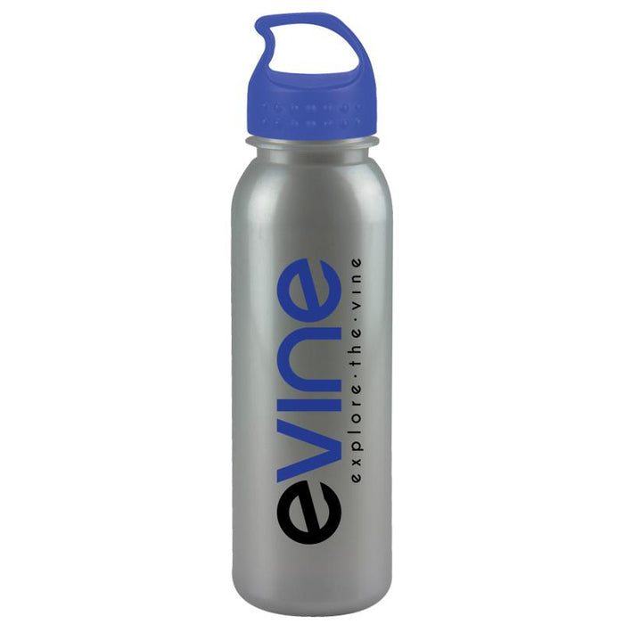 24 oz. Metalike Bottle -Crest Lid,[wholesale],[Simply+Green Solutions]