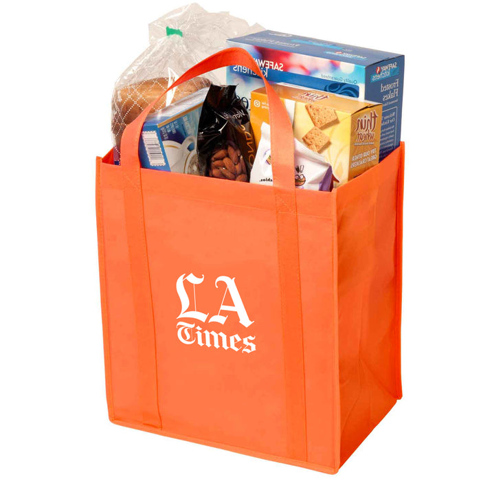 NON-WOVEN GROCERY TOTE