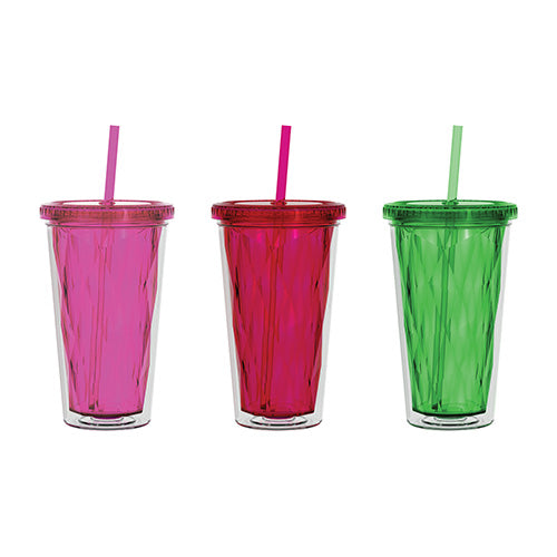 Blank 16 oz Spirit Optic Acrylic Tumbler,[wholesale],[Simply+Green Solutions]