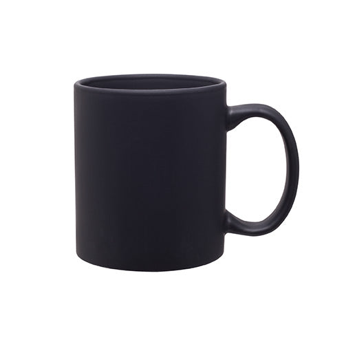 12 oz C-Handle Matte Finish Ceramic Mug,[wholesale],[Simply+Green Solutions]