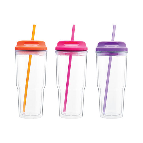 Blank 24 oz Gulp Acrylic Tumbler,[wholesale],[Simply+Green Solutions]