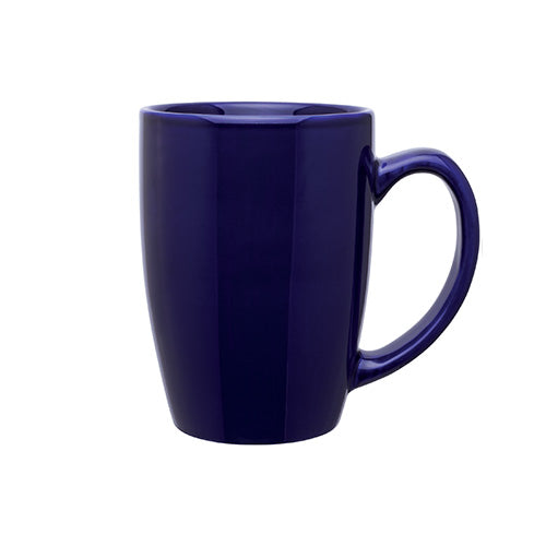 14 oz Contour Coffee Ceramic Mug,[wholesale],[Simply+Green Solutions]