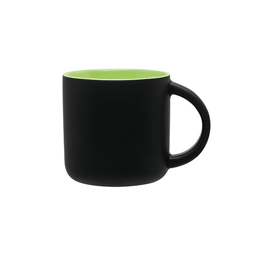 14 oz Minolo Coffee Ceramic Mug (Matte Black),[wholesale],[Simply+Green Solutions]