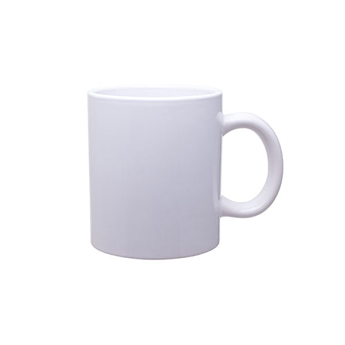 Blank 20 oz C-Handle Coffee Ceramic Mug,[wholesale],[Simply+Green Solutions]