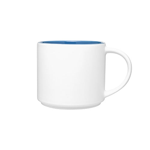 Blank 16 oz Monaco White Ceramic Mug,[wholesale],[Simply+Green Solutions]