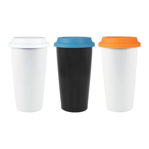 Blank 16 oz Porcelain Terra Tumbler *Stocked in the USA*,[wholesale],[Simply+Green Solutions]