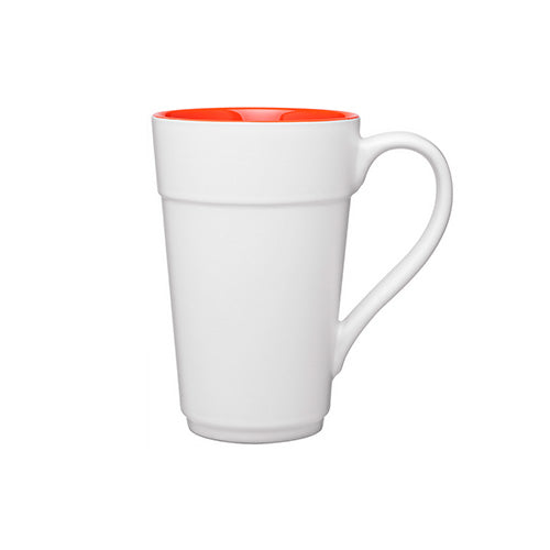 Blank 16 oz Stride White Ceramic Mug,[wholesale],[Simply+Green Solutions]
