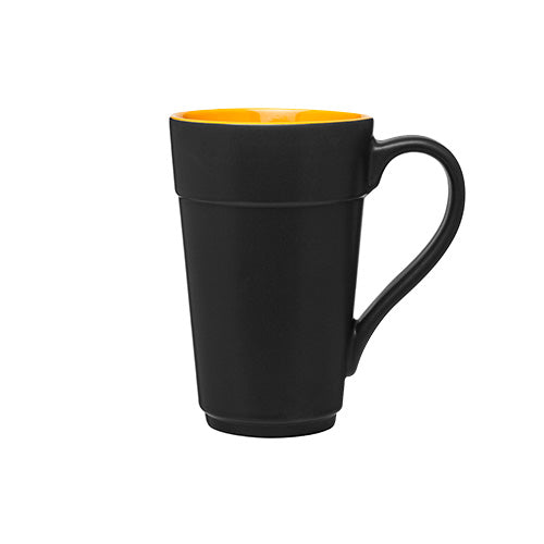 Blank 16 oz Stride Black Ceramic Mug,[wholesale],[Simply+Green Solutions]