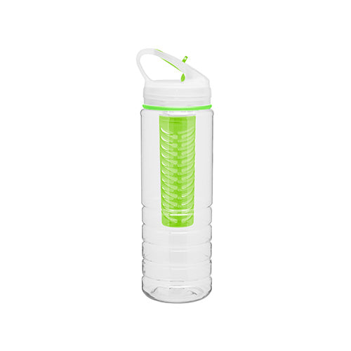 25 oz Elyse Infuser Plastic PET Bottle,[wholesale],[Simply+Green Solutions]