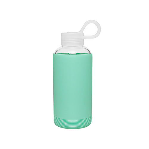 Blank 16 oz H2go Karma Glass Bottle,[wholesale],[Simply+Green Solutions]