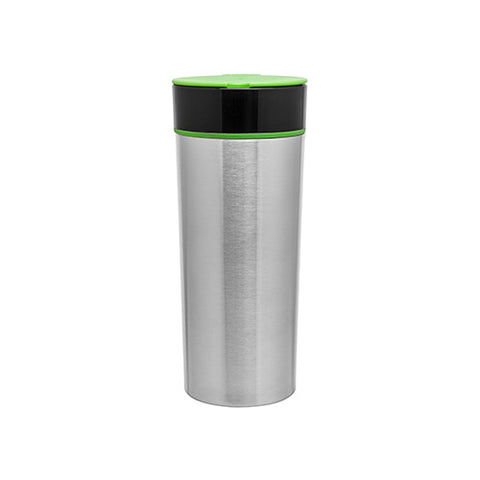Blank 16 oz H2go Fuse /Silver Tumbler,[wholesale],[Simply+Green Solutions]
