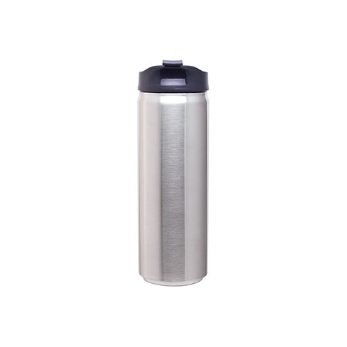 16 oz Vacuum Insulated Stainless Steel Can,[wholesale],[Simply+Green Solutions]