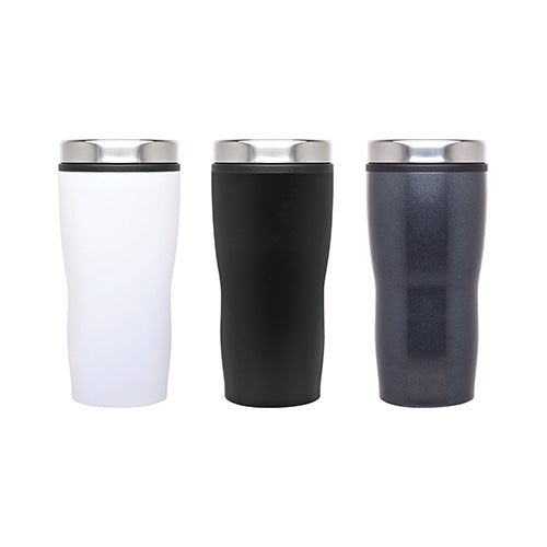 Blank 16 oz Stealth Stainless Steel Tumbler,[wholesale],[Simply+Green Solutions]