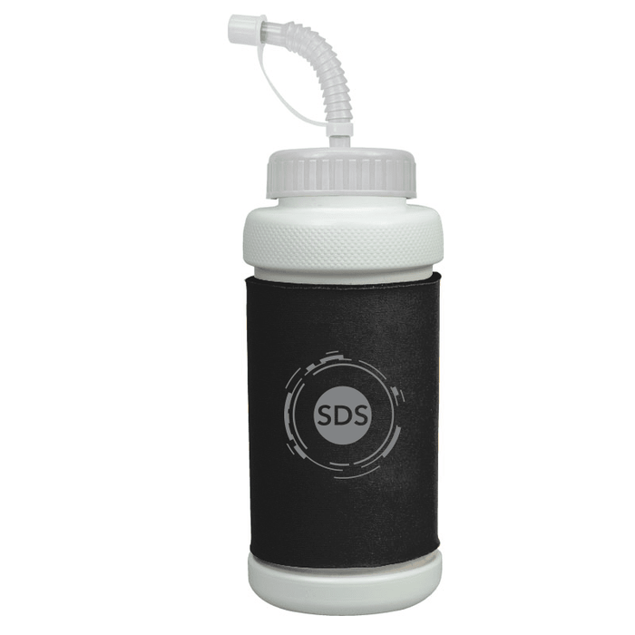 34 oz Insulated Bottle w/ Straw Lid ,[wholesale],[Simply+Green Solutions]
