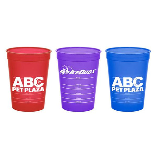 16 oz Cup with Measures Polypropylene (Pack of 500),[wholesale],[Simply+Green Solutions]