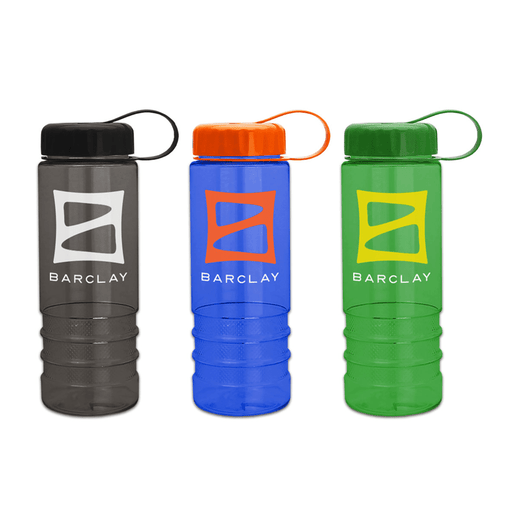 24 oz Salute2 Tritan Bottle with Tethered Lid (Pack of 100),[wholesale],[Simply+Green Solutions]
