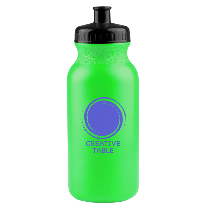 20 oz Bike Bottles Colors (Pack of 200),[wholesale],[Simply+Green Solutions]