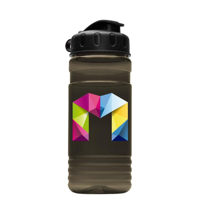 20 oz Tritan Sports Bottle w/ Flip Straw Lid Digital Print (Pack of 200),[wholesale],[Simply+Green Solutions]
