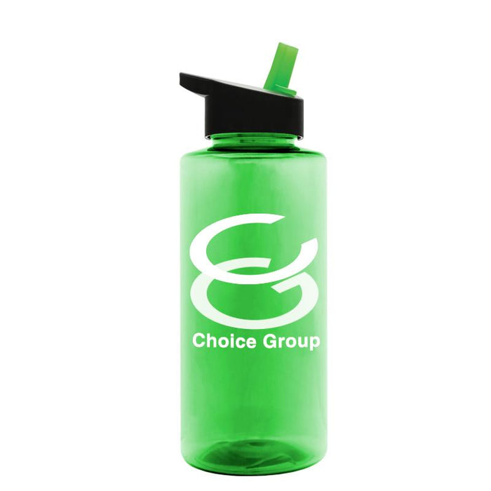 36 oz. Tritan Mountaineer - with Flip Straw Lid,[wholesale],[Simply+Green Solutions]