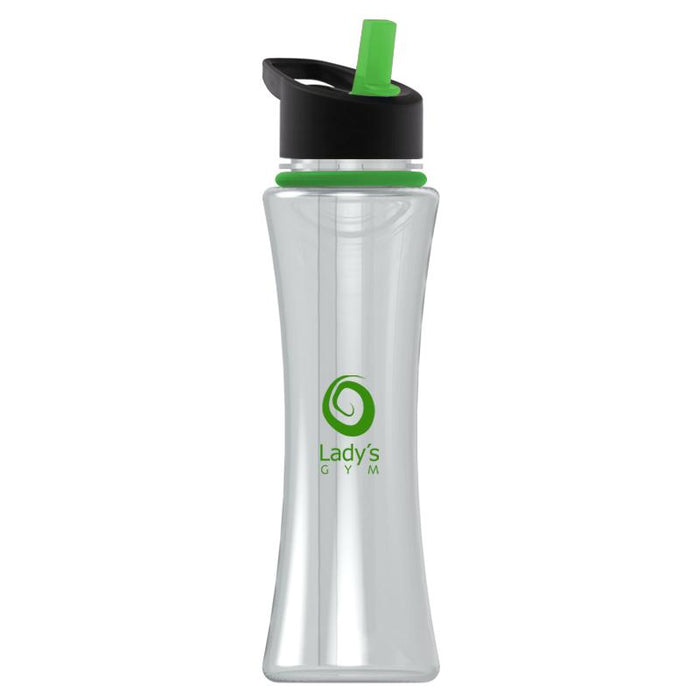 17 oz. Bottle, Flip Lid & Collar,[wholesale],[Simply+Green Solutions]