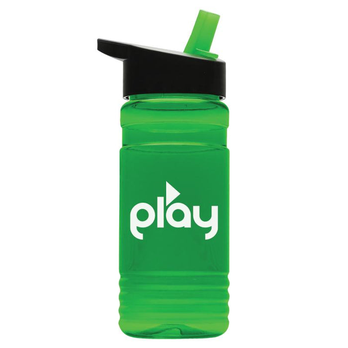 20 oz Tritan Sports Bottle w/ Flip Straw Lid (Pack of 200),[wholesale],[Simply+Green Solutions]