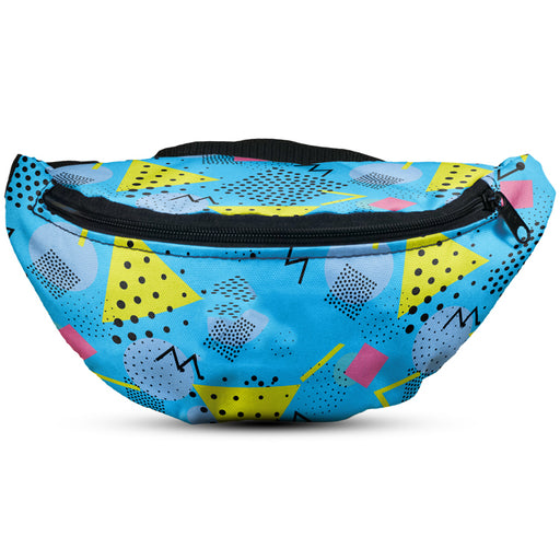 Basic Full Color Front & Back Fanny Pack