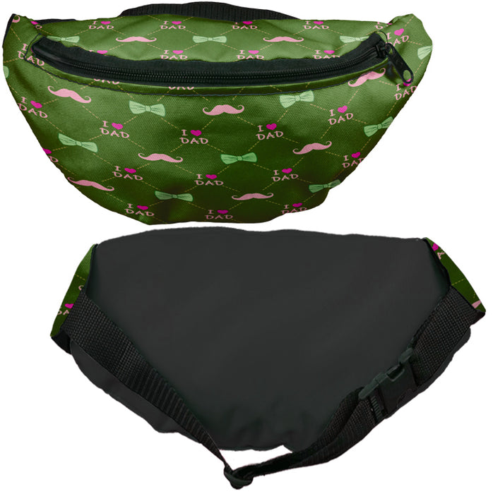 Basic Full Color Front Only Fanny Pack