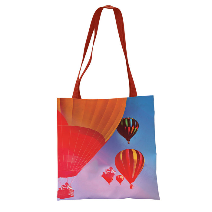 Large Flat Tote-Full Color - Sewn in the USA