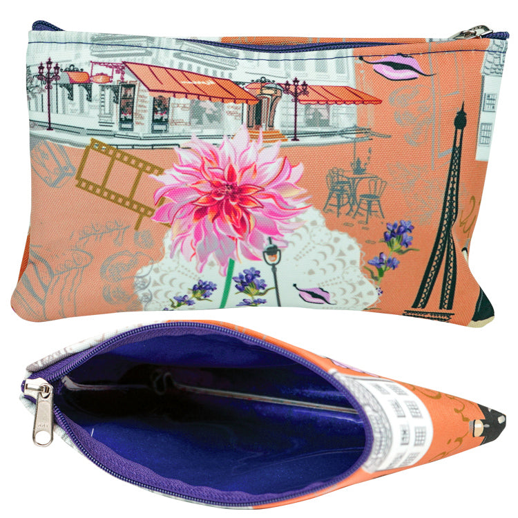 Small Flat Amenity Bag