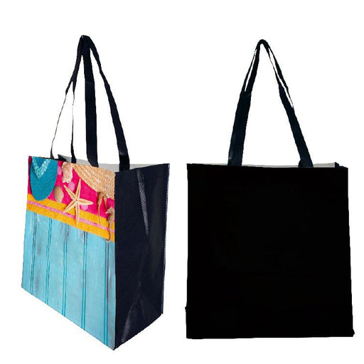Full Gusseted Tote - Full Color on Front Only