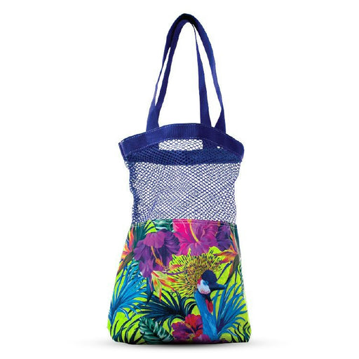 Mesh Top Tote - Full Color - Sewn in the USA