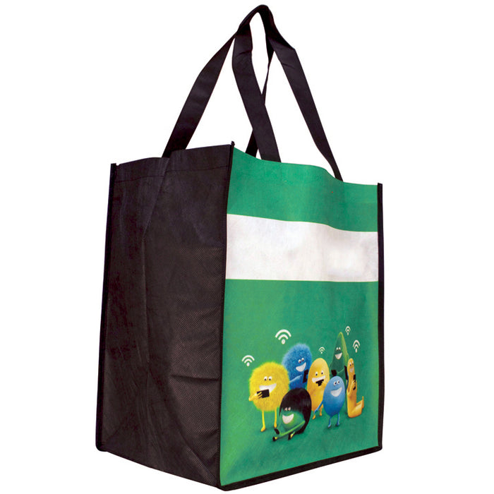 Tall Shopper Tote