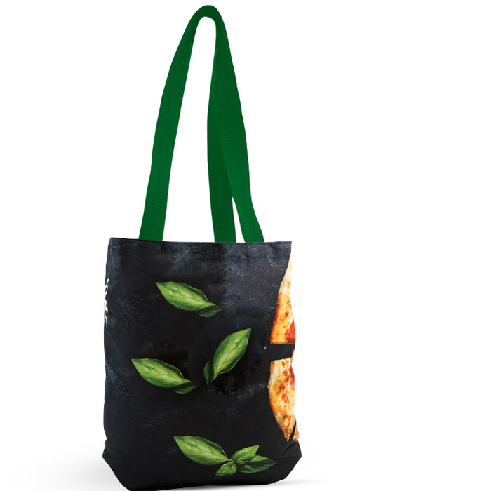 Medium Bottom Gusset Vibrant Color - Cotton Tote