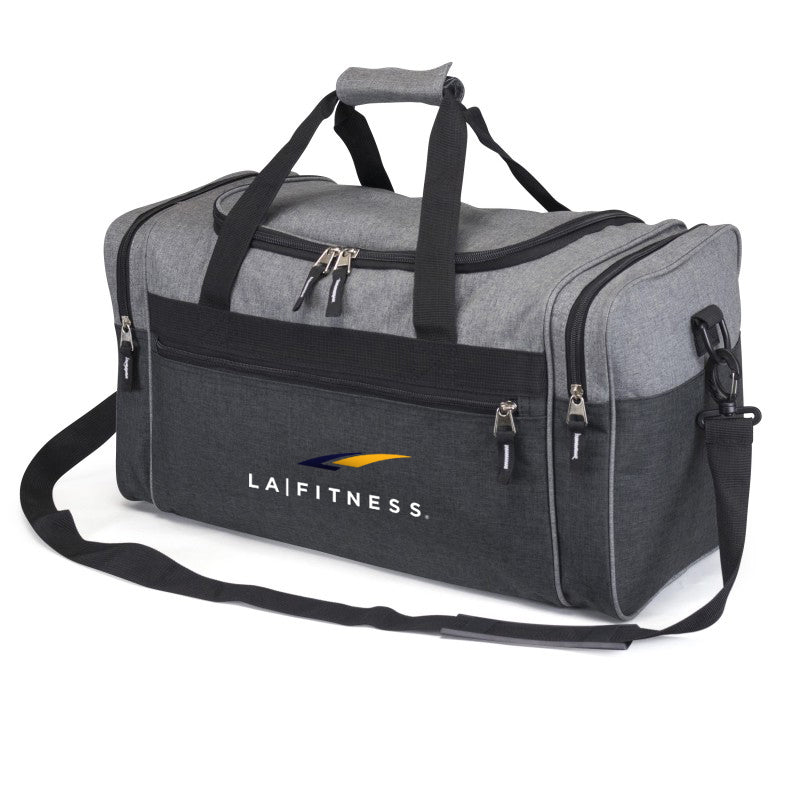 Heathered Carryall Duffel Bag