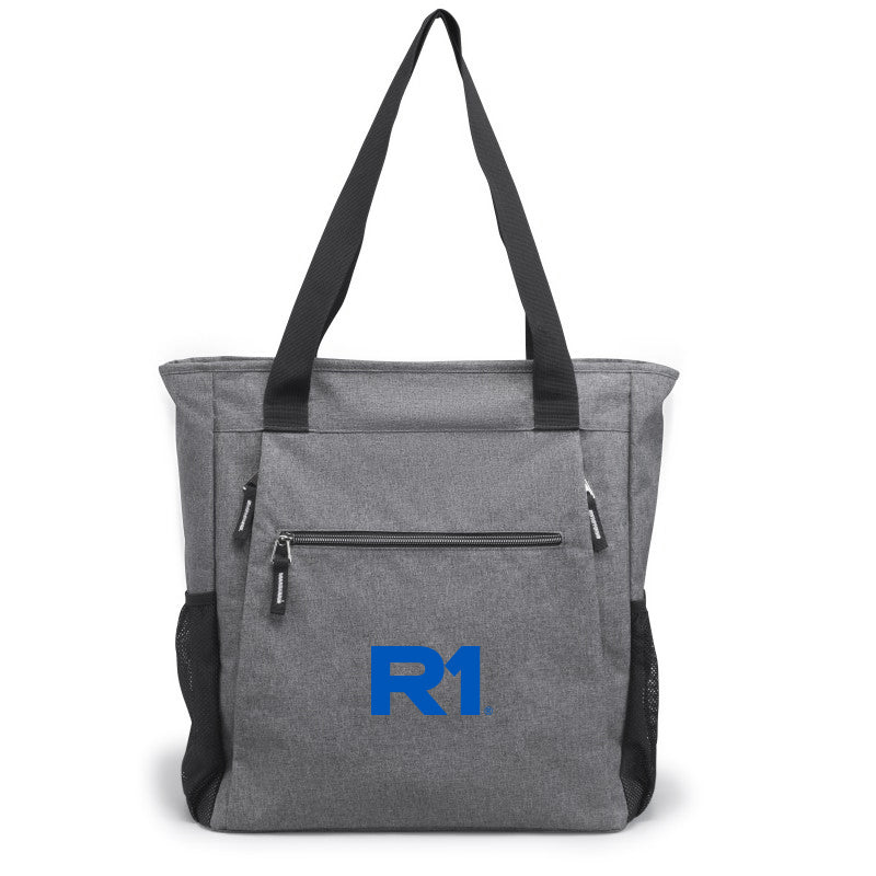 R1 Heathered Yoga Mat Versatile Tote Gym Bag