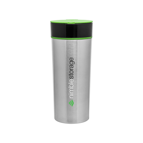 16 oz H2go Fuse /Silver Tumbler (Pack of 24)