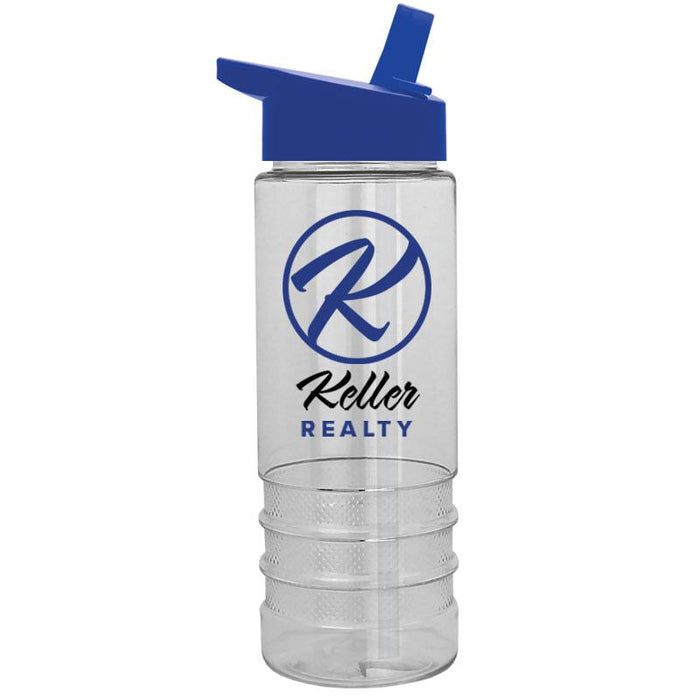 24 oz Salute2 Tritan Bottle w/ Flip Straw Lid (Pack of 100),[wholesale],[Simply+Green Solutions]