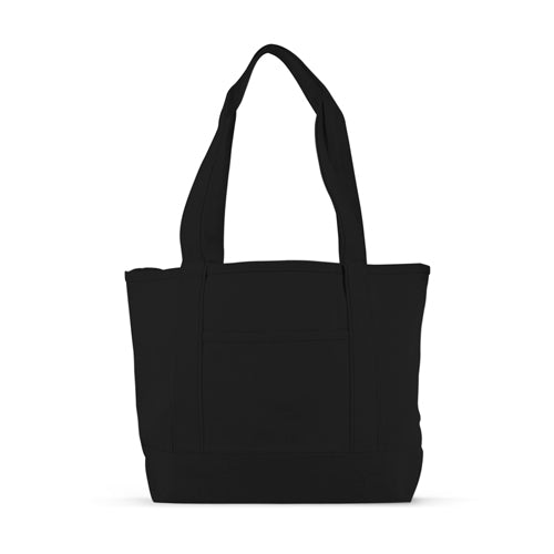 Cotton Small Canvas Deluxe Tote,[wholesale],[Simply+Green Solutions]