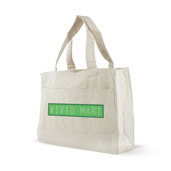Cotton Canvas Tote,[wholesale],[Simply+Green Solutions]