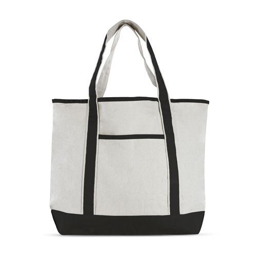 Blank Cotton Canvas Deluxe Tote Bag,[wholesale],[Simply+Green Solutions]