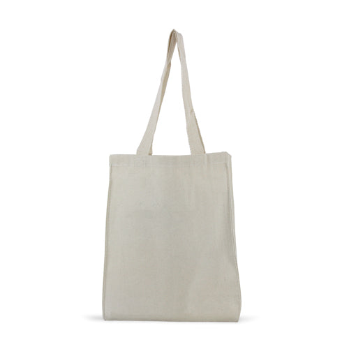 Cotton Canvas Book Bag,[wholesale],[Simply+Green Solutions]