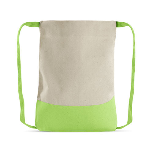 12 oz Cotton Canvas Sport Backpack,[wholesale],[Simply+Green Solutions]