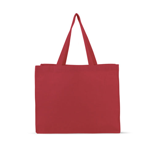 Cotton Canvas Gusset Tote,[wholesale],[Simply+Green Solutions]