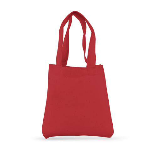 Blank Cotton Mini Tote,[wholesale],[Simply+Green Solutions]